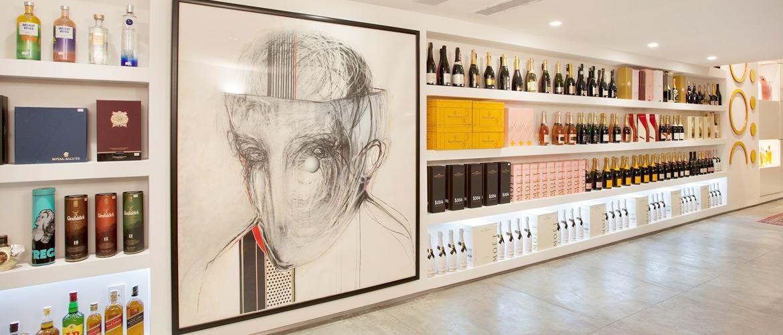 Safra Wine Store na Veja Rio